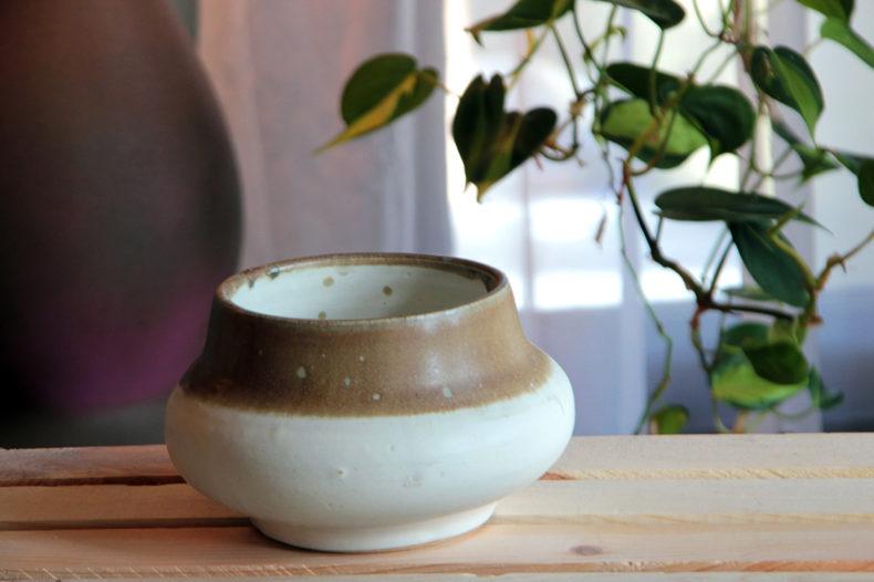S. Ward Craft - Ceramic Cedar Showers Bowl